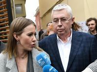 Малашенко заявил, что получил предложение возглавить предвыборный штаб Собчак лишь за пару часов до ее первой пресс-конференции