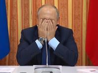 Двойной фейспалм: Ткачев насмешил Путина рассказом об экспорте свинины мусульманам