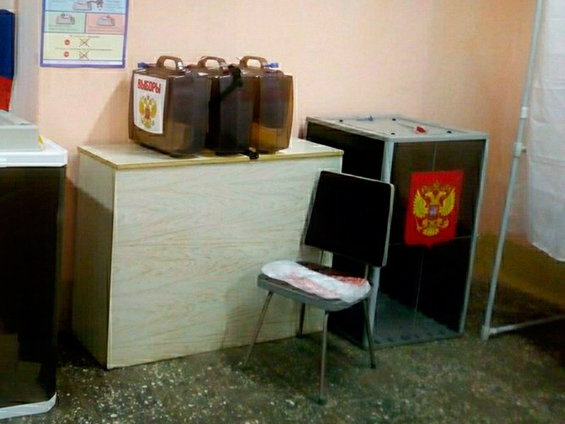 """В Мордовии главу избиркома, подделавшую около 10 тыс. бюллетеней в пользу """"Единой России"""", осудили условно"""