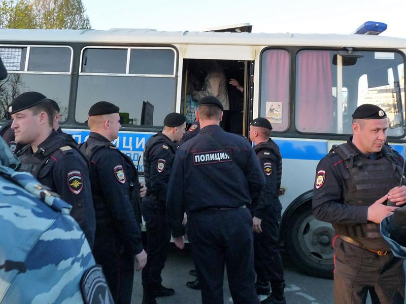 В Москве во время митинга против цензуры в интернете были задержаны 22 человека, в том числе четыре журналиста