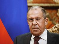 """Лавров обвинил США в """"смертельно опасных провокациях"""" в Сирии"""