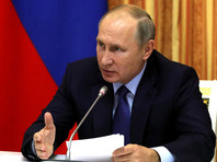 Путин в соответствии с резолюцией Совбеза ООН расширил санкции против КНДР