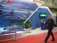 """Россия в 2017 году экспортировала вооружения почти на 8 млрд долларов, выяснил """"Интерфакс"""""""