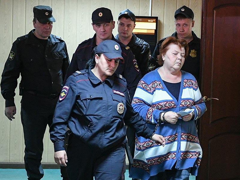 """Суд по просьбе следствия перевел бухгалтера """"Седьмой студии"""" под домашний арест"""