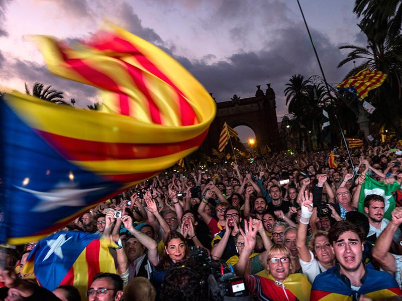 Нестабильная ситуация в Каталонии стала отрицательно влиять на сферу туризма, но только не из России