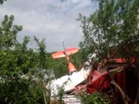 На Ставрополье разбился легкомоторный самолет, два человека погибли