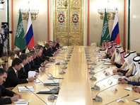 На сайте президента РФ сообщается, что по итогам переговоров были подписаны 14 документов