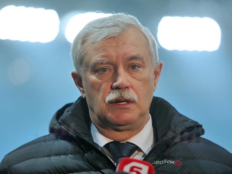 Губернатор Санкт-Петербурга Георгий Полтавченко может уйти в отставку после президентских выборов, которые состоятся 18 марта 2018 года
