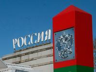 В МВД назвали срок возможной установки временных погранпостов на границе с Белоруссией