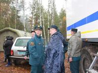 В Нижегородской области живым нашли мальчика, пропавшего при сборе грибов