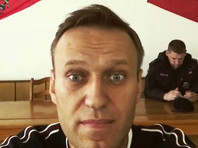 В тот же день, 2 октября, 20 суток административного ареста назначили и Навальному