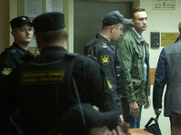 Мосгорсуд оставил в силе административный арест Навального на 20 суток
