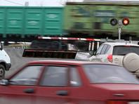 Пассажирский поезд сбил автомобиль в Забайкалье, два человека погибли