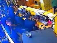 Опубликовано видео нападения на Татьяну Фельгенгауэр (ВИДЕО)