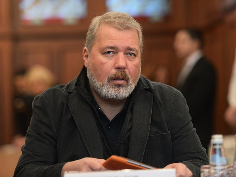 """Дмитрий Муратов, главный редактор """"Новой газеты"""""""