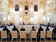 Президент России Владимир Путин получил информацию от специальных служб о том, что иностранцы собирают биоматериал россиян. Этими данными глава государства и поделился в понедельник на заседании Совета по развитию гражданского общества и правам человека
