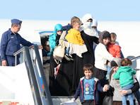 В Грозном дагестанская полиция задержала двух женщин, возвращенных из Сирии при содействии Кадырова