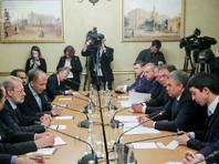 Иран выйдет из ядерной сделки в случае нарушения США соглашения, заявил Али Лариджани в Петербурге