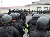 О произошедшем в воинской части уже были проинформированы военная прокуратура и военно-следственный отдел
