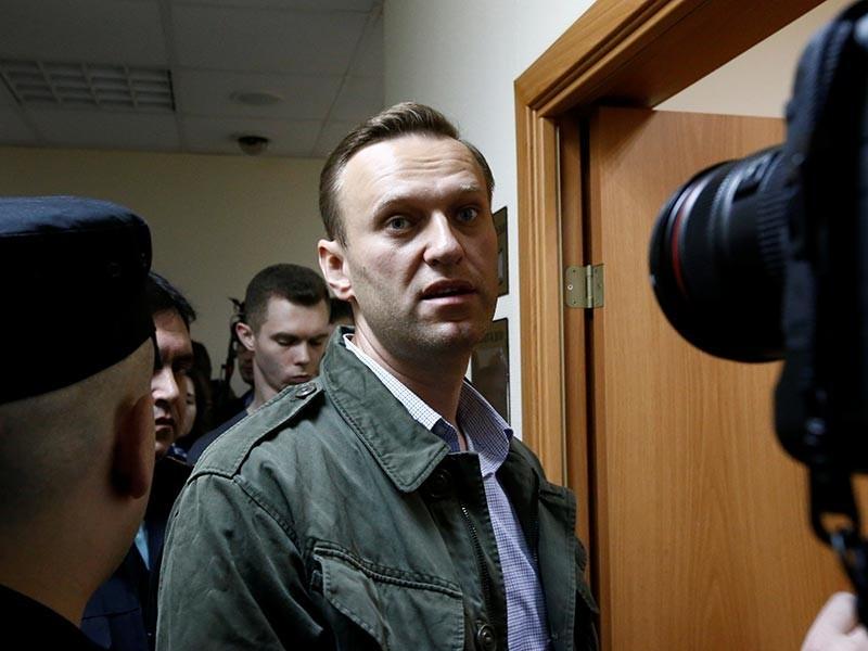 """Amnesty International назвала арест Алексея Навального """"подавлением гражданского общества"""""""