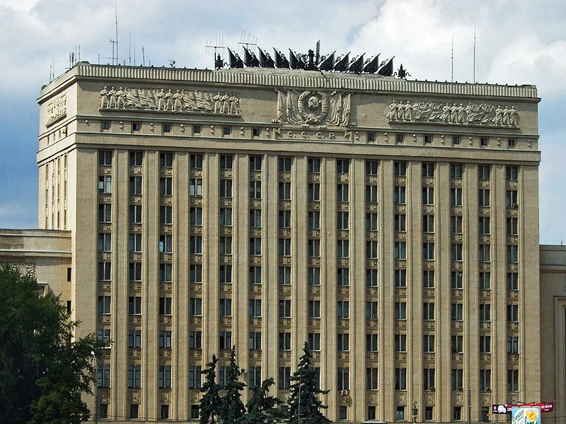 """В Минобороны РФ заявили, что никакие российские военнослужащие, находящиеся в данный момент в Сирии, в плен к боевикам """"Исламского государства""""* не попадали"""