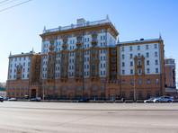 В посольстве США отказались комментировать невыдачу виз делегации российского Генштаба