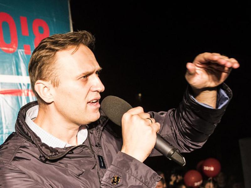 Политик Алексей Навальный на митинге в Астрахани прокомментировал выдвижение Ксении Собчак, которая надеется стать кандидатом в президенты