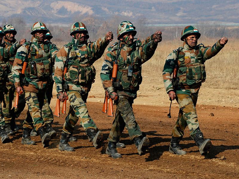 Десант спецподразделений армии Индии высадился на побережье в Приморье