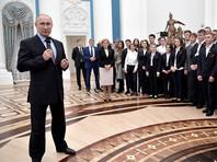 """Путин заявил, что через """"небольшое время"""" военная служба по призыву будет отменена"""