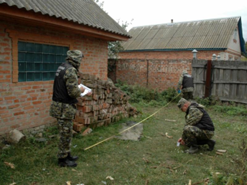 Следственное управление по Курской области СКР возбудило уголовное дело в отношении мужчины, подозреваемого в нападении на пограничников 30 сентября