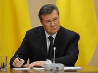 В МВД России продлили Януковичу право на временное убежище до октября 2018 года