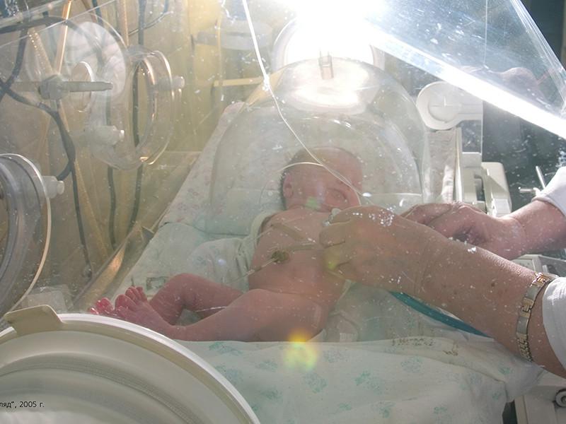 В петербургском роддоме N17 утром 17 октября женщина родила четверню