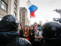 Министерство внутренних дел РФ предложило ужесточить ответственность родителей и школ за участие детей в несанкционированных властями массовых акциях, в связи с ростом числа молодежи на таких мероприятиях