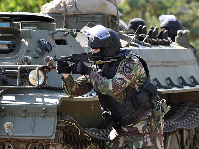 Режим контртеррористической операции (КТО) введен в Шамильском районе Дагестана