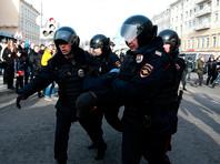 Задержанные 26 марта участники протестов пожаловались на нарушения их прав в ЕСПЧ