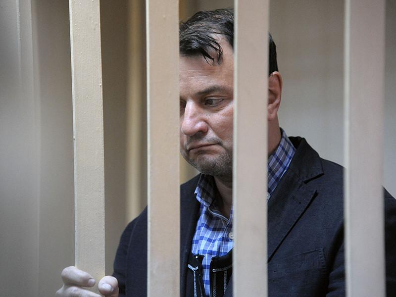 Бывший генеральный директор театральной труппы «Седьмая студия» Юрий Итин