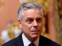 Посол США в Москве разочарован новым российским законом о СМИ-иноагентах