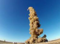Минобороны объявило об успешном испытании новой противоракеты (ВИДЕО)