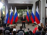 Путин вновь отказался говорить о своем участии в президентских выборах в 2018 году