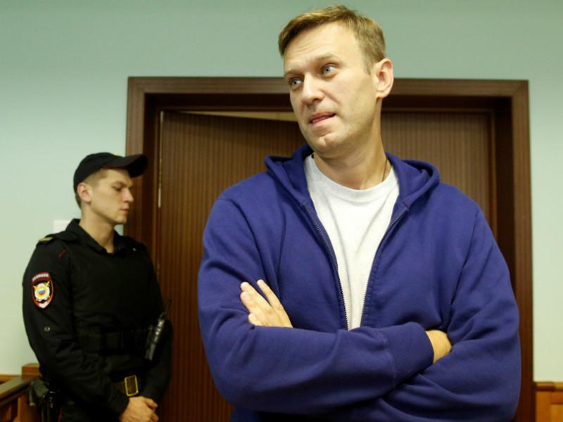 """Источник """"Интерфакса"""": иск Навального к Путину не будет рассмотрен"""