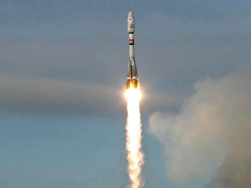 """Во время запуска ракеты-носителя """"Союз-2.1б"""" с космодрома Восточный могли произойти неполадки в разгонном блоке """"Фрегат"""", сообщает неназванный источник """"Интерфакса"""""""