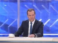 """Медведев не хочет раскручивать """"обормота"""" Навального и не будет судиться из-за фильма """"Он вам не Димон"""""""
