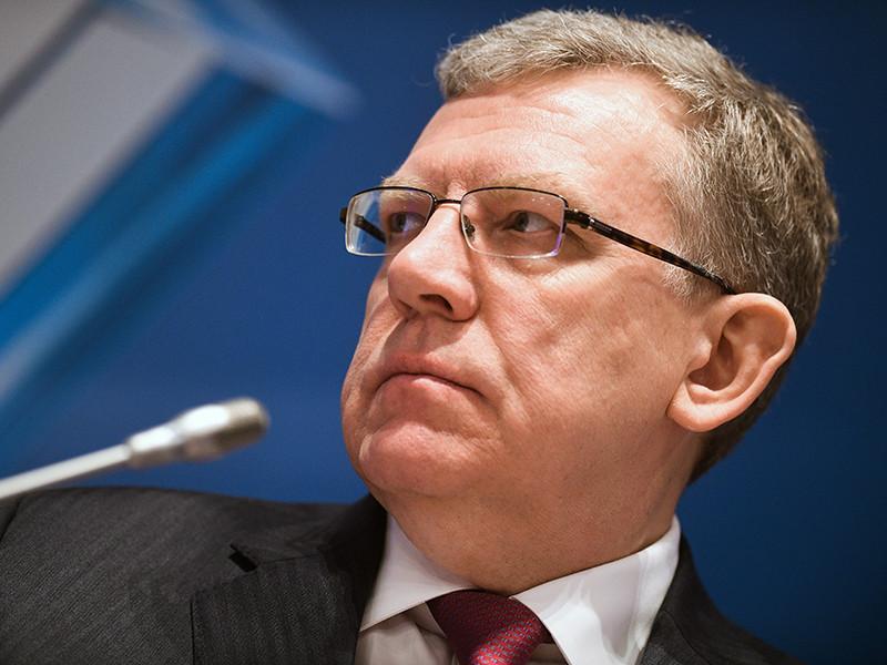 """Кудрин """"с сожалением"""" воспринял подписанный Путиным закон о СМИ-иноагентах"""