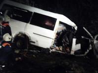 Жертвами ДТП стали 15 человек, 13 из них погибли на месте, один - в больнице, еще один - при перевозке с места аварии