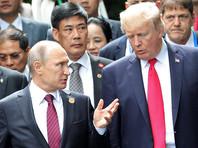 В Кремле прокомментировали заявление, что Путин якобы запугал Трампа
