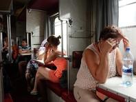 Власти назвали сроки возобновления продажи билетов в плацкартные вагоны