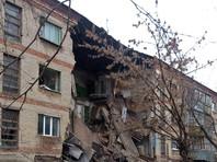 В аварийной пятиэтажке в Пензе обрушился очередной подъезд