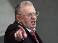 Жириновского в шестой раз выдвинули кандидатом в президенты от ЛДПР