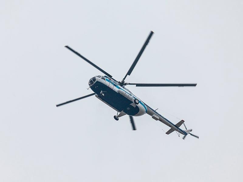 В Коми ищут пропавший во время аварийной посадки вертолет Ми-8