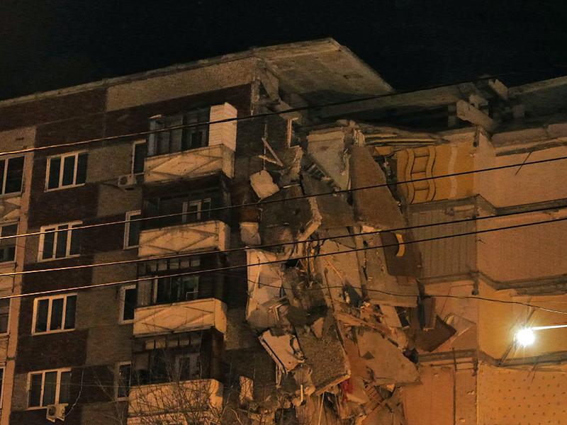 Спасатели извлекли тело еще одного погибшего из-под завалов частично обрушившегося дома в Ижевске